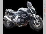 Kawasaki Z1000 right - STOCK