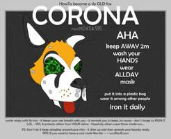 mask rules CORONA