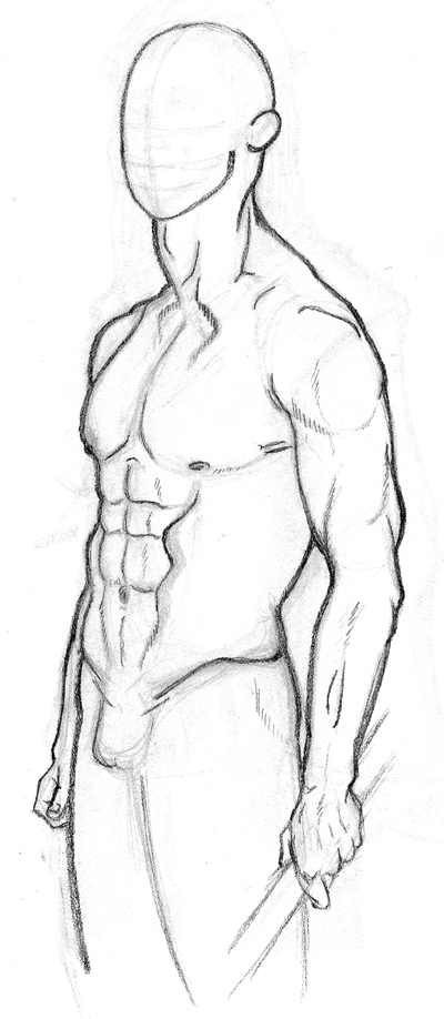 How To Draw The Human Body Anime