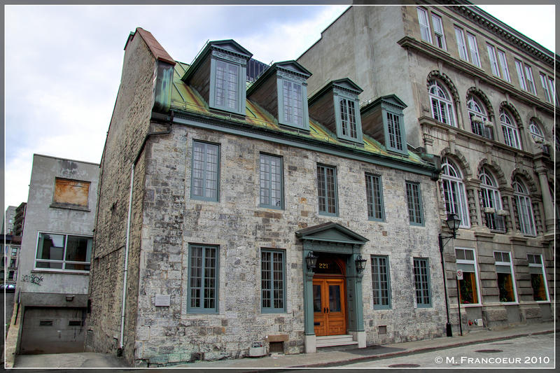 18th Century French House by sicmentale ...