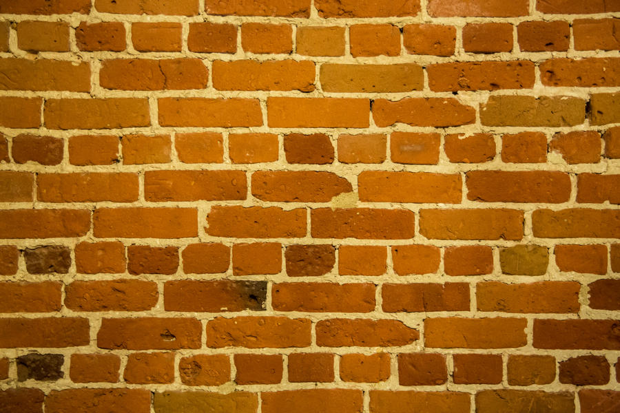 HD Brick Wall Stock by sicmentale