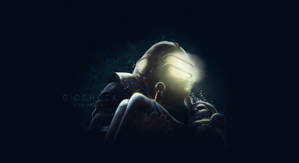 Bioshock Background by Unbot