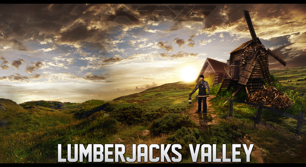 Lumberjack's Valley by Unbot
