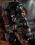 WIP FemShep and Legion