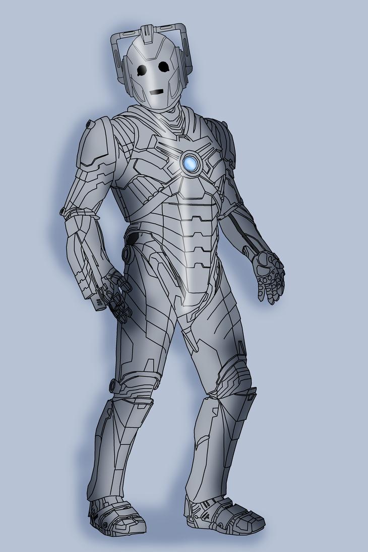2014 Cybermen by richard16