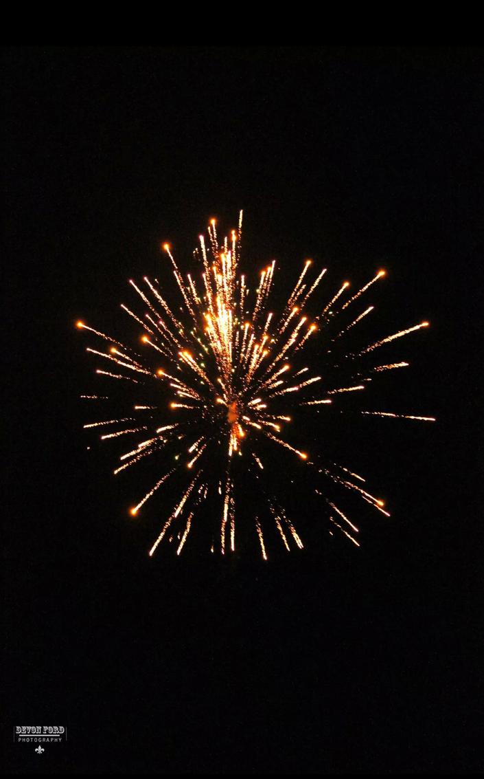 Firework by Devoniia
