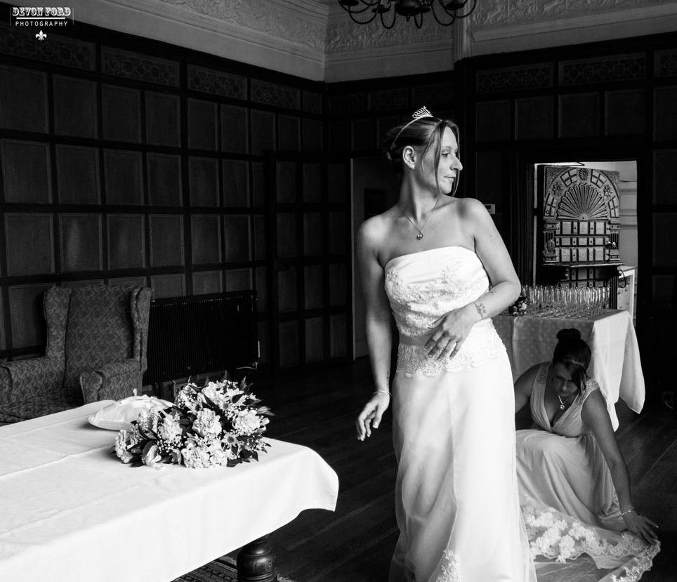 The Bride by Devoniia