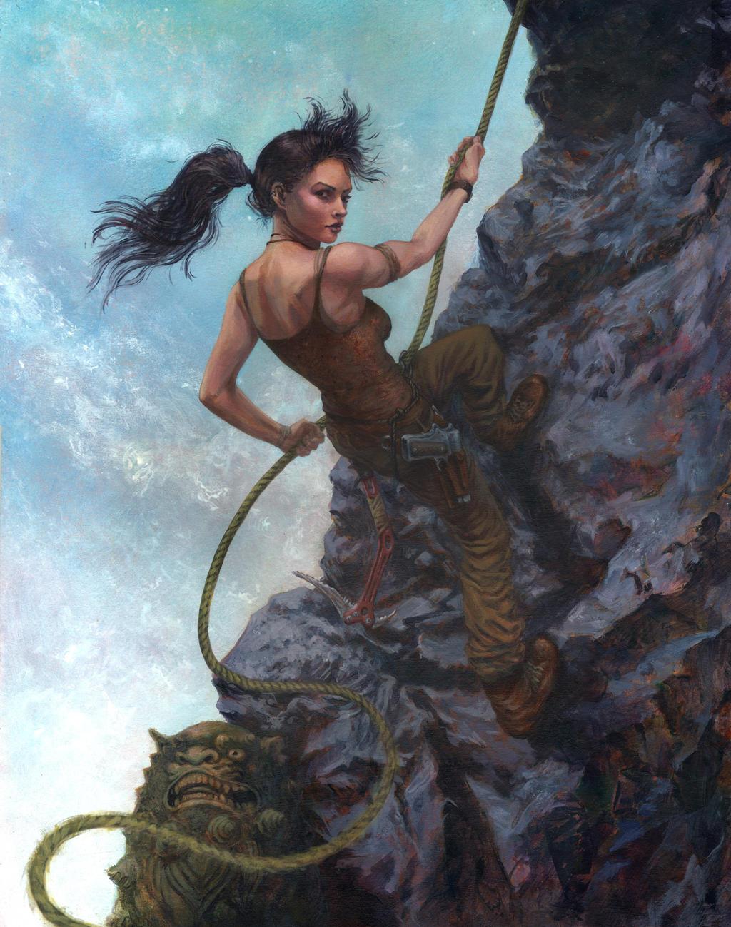 Lara by wiltekirra