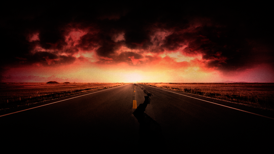 highway to hell by darKgnr on DeviantArt