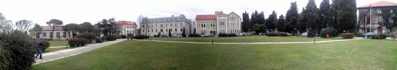 B.U. South Campus by okckilinc