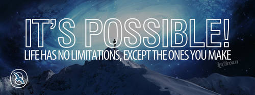 It's Possible! by okckilinc