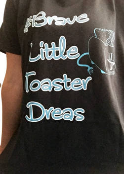 Brave Little Toaster Dreas