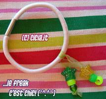Hair band VII by Cicia