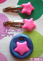 Pink stars kit by Cicia