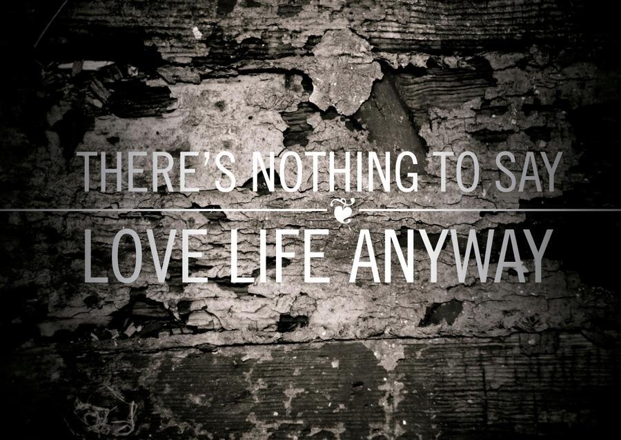 Love Life. by AmySimply