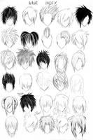 HAIR INDEX :revised by alyssinelysium