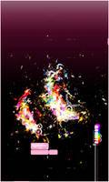 Technicoloured Rainbow Kiss