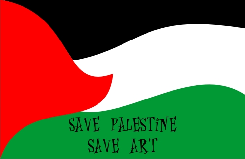 Save Palestine by JuNoDa