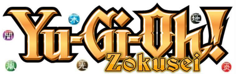 Yu-Gi-Oh Zokusei Logo
