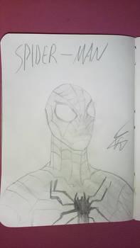 SpiderMan Doodle
