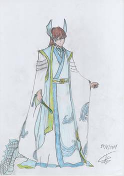 Dragon Kaiba Seto