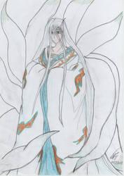 Kyuubi Kitsune Kisara
