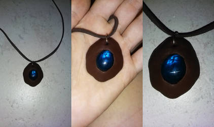 The Witch's Amulet (choker/pendant)