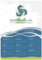 calendar V8 by saada