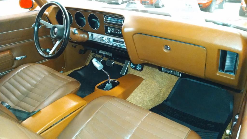 1971 Pontiac GTO Interior By Selamat Serigala ...