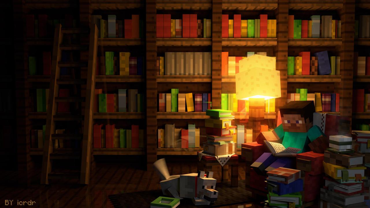 Reading is good for steve