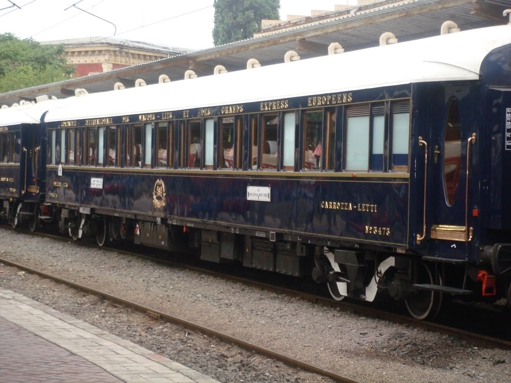 Orient Express Iso Omena