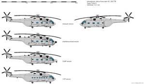 Airbus Helicopters EC-235/735 Super Frelon II