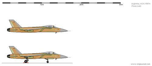ACA / ANTA Combat Air Project