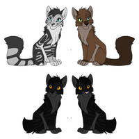 OTA Cats {CLOSED} by Nymphadora-RP
