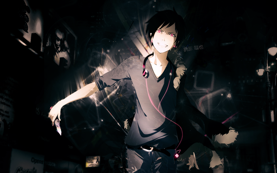 Durarara Izaya Time Travel Fanfiction