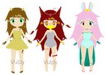[OPEN] 3 Adopts looking for home [1/3]