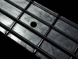 Bass guitar wallpaper by phoenix138
