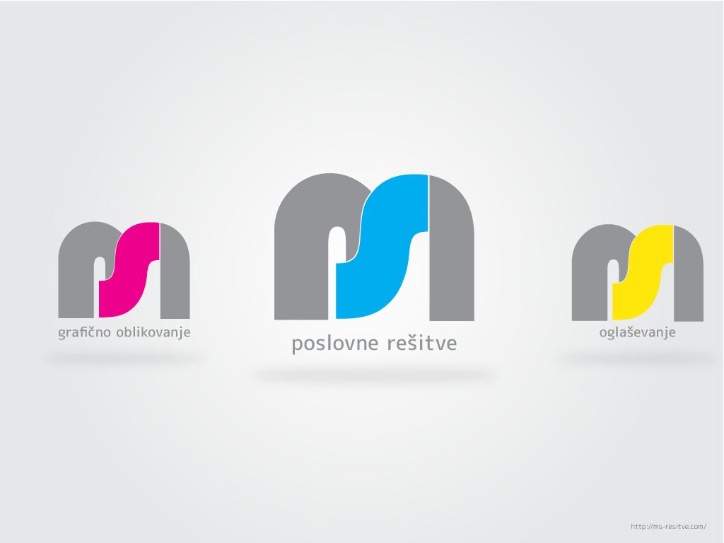 ms poslovne resitve logo by tihoroot on DeviantArt