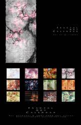 Fractal Art Calendar 2009 by silwenka