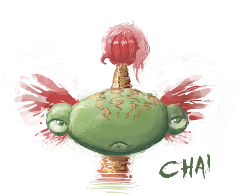 Chai by ozwalled
