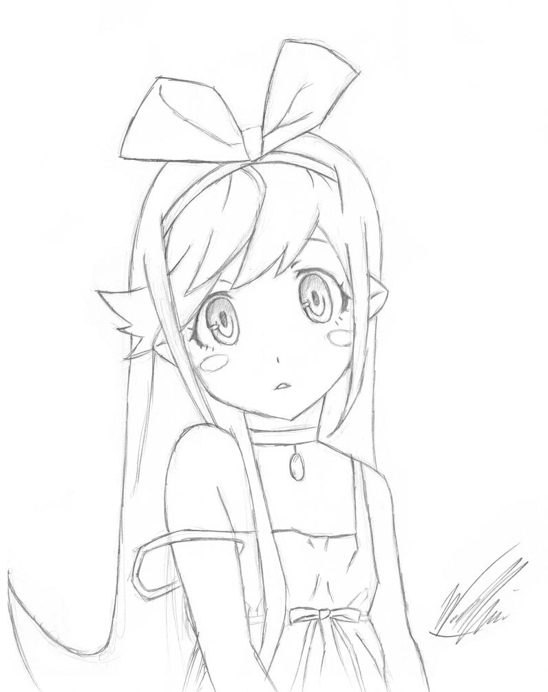 Shinobu Gift by XemnasKH13