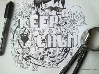 Keep Calm by eunhaerepublic