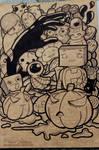 Doodle: Halloween