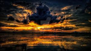 Ptuj sunset