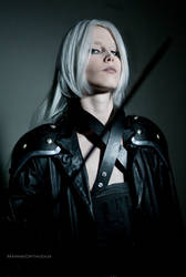 Sephiroth cosplay II