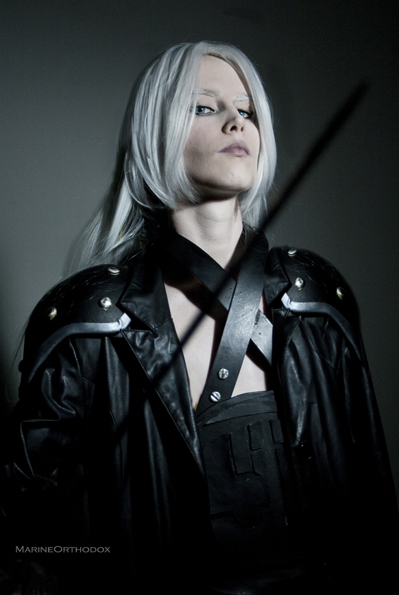 Sephiroth cosplay II by MarineOrthodox