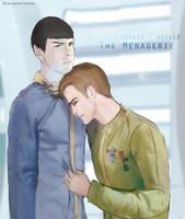 Art trade - Spirk The Menagerie by marinecosplaybr