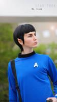 Cosplay - Spock II by marinecosplaybr