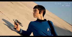 Cosplay - Spock III by marinecosplaybr
