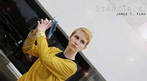 Cosplay - Kirk IV by marinecosplaybr